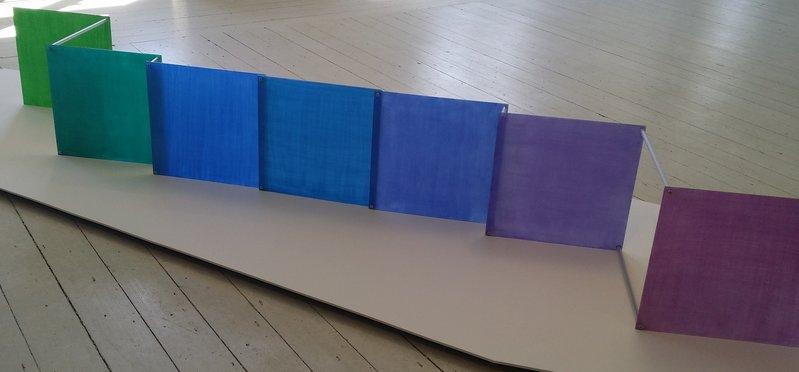 Disjunction, Farben und Abstände